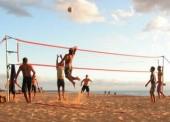 В Темрюкском районе стартовал сезон-2016 серии по пляжному волейболу Energy Volley