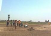 На въезде в Темрюк посадят новые деревья и кустарники