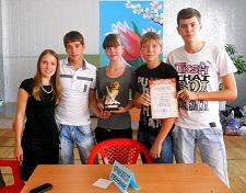 Команда Курчанского поселения