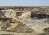 В поселке За Родину Темрюкского района выявлен факт незаконной добычи песка