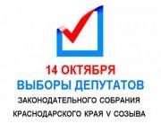 Выборы депутатов 14 октября
