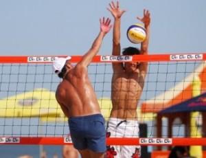 Пляжный волейбол. фото «Кубанский спорт.RU»