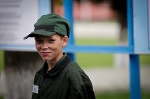 Осужденный в Белореченской воспитательной колонии © Елена Синеок. ЮГА.ру