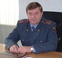 Командир РДПС г. Анапа Александр Смирнов