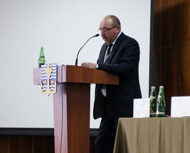 Глава города Темрюк Александр Войтов