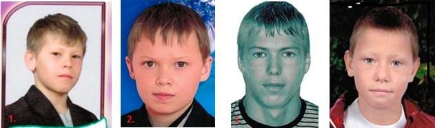 В Темрюкском районе разыскивают детей. Фото пресс-службы ГУ МВД РФ по Краснодарскому краю