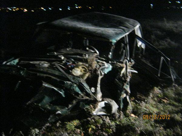 Водитель погубивший жизнь своего пассажира скрылся