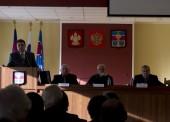 Заседание общественного Совета при главе Темрюкского района