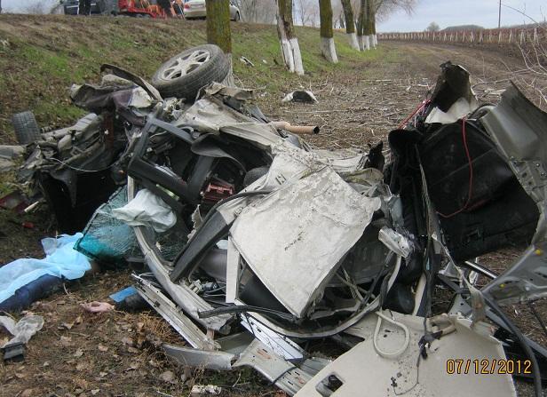 В ДТП с участием автомобиля BYD погибли водитель и пасажир