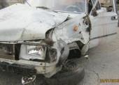 В ДТП с 21 по 27 января, случившихся в Темрюкском районе, пострадали 2 человека