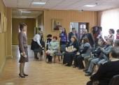 Открытие портретной галереи в администрации Темрюкского района