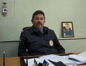 Начальник ГИБДД г. Темрюк, Трус Иван Иванович