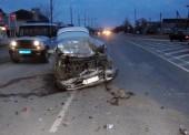 В результате ДТП за минувшую неделю в Темрюкском районе погиб 1 человек