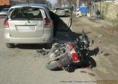 На минувшей неделе в Темрюкском районе в ДТП пострадал 1 человек