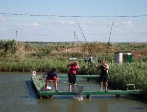 Рыбалка в Темрюкском районе