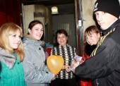 Поздравления мам лучших волонтеров станицы!