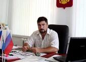 Глава Ахтанизовского поселения Александр Бондаренко