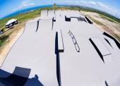 В Атамани появился современный скейтпарк, завтра там состоится чемпионат по скейтбордингу
