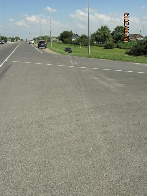 ДТП в Темрюкском районе, июнь 2013 года