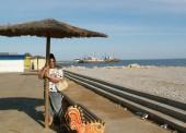 Открытие Курортного сезона в Тамани ......и  фото на память рядом  с мусором