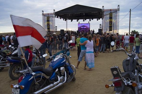 Байк фестиваль в Веселовке