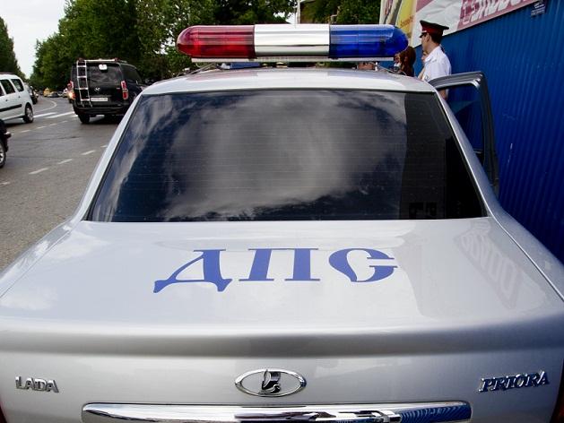 Полиция, ДПС