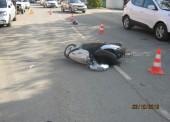 Пьяный водитель мопеда погиб в ДТП случившемся на минувшей неделе в Темрюке