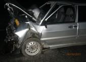 В Темрюкском районе в ДТП погиб один человек, четверо получили ранения