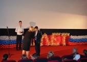 ДЮСШ «Виктория» отметила пятый день рождения награждением лучших спортсменов