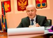 Крым стал основной темой беседы главы Темрюкского района с журналистами