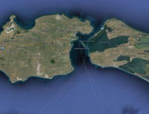 Крым и Таманский полуостров