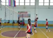 Темрюкская команда заняла I место на турнире по волейболу