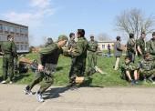 В Темрюкском районе проходит Спартакиада допризывной молодежи