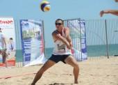 В волейбольном турнире Energy Volley, прошедшем в Темрюкском районе, лидировали краснодарцы и ростовчанин