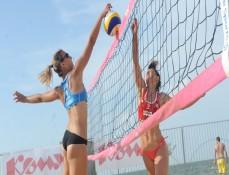 Пляжный волейбол. Фото Кубанскийспорт.ру