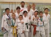 Призовые места заняли юные темрючане на спортивных соревнованиях в Ейске