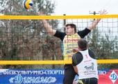 Кубок «Динамо» по пляжному волейболу будет разыгран в Голубицкой