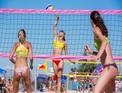 """Пляжный волейбол. Фото """"Кубанскийспорт.ру"""""""
