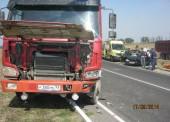 В Темрюкском районе за минувшую неделю зарегистрировано 5 ДТП с пострадавшими