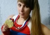 Уроженка Темрюка стала серебряным призером в московском турнире по грэпплингу