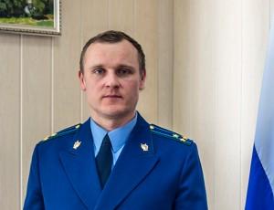 Прокурор Темрюкского района Дегтерев Тимофей Петрович