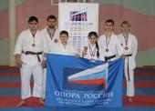 Призовые места заняли юные каратисты из Темрюка на соревнованиях в Москве