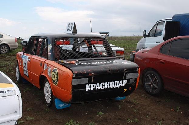 Ралли-спринт в станице Старотитаровской