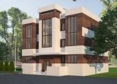 Строительство жилищного комплекса началось на побережье Таманского залива