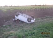 Водитель-девушка пострадала в ДТП в Темрюкском районе