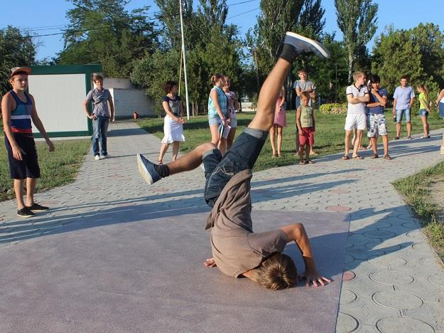 Соревнования в Тмрюке. Фото ОДМ Темрюкского района