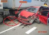 Один человек погиб и одиннадцать получили ранения в ДТП на минувшей неделе