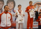 Юный темрючанин завоевал золото на международных соревнованиях по тхэквондо