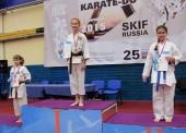 Темрюкские каратисты приняли участие в чемпионате России