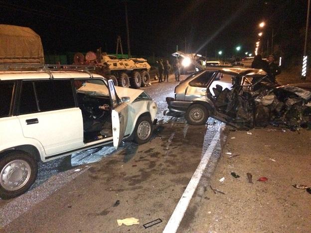 повреждение авто 15.10.2015